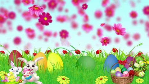 Easter Set 13-Virtual Background Loop ライブ動画