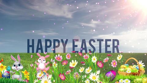 Easter Set 14-Virtual Background Loop ライブ動画