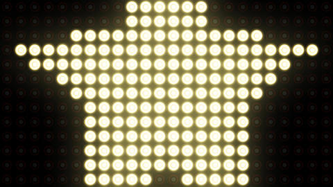 VJ LIght Panel Backgrounds 1