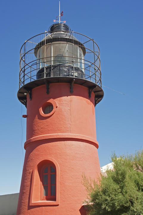 Lighthouse, Peninsula Valdez, Argentina Photo