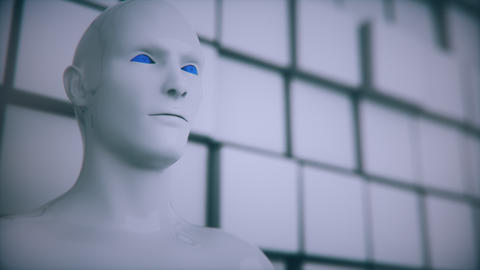 Portrait of an Artifical Intelligence Live Action