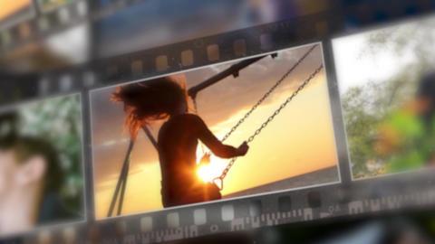 3D Photo Slideshow 2 Premiere Proテンプレート