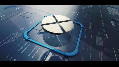 Hitech Logo Premiere Pro Template