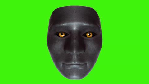 Mask-01 Footage