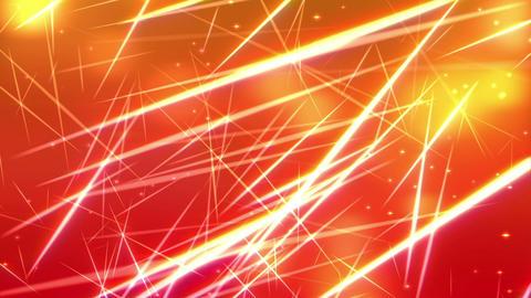 Line Background Orange Loop 動畫