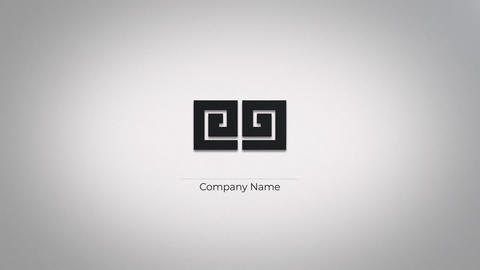 Light style Logo Premiere Pro Template