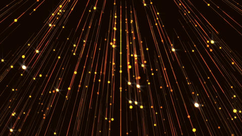 Flicker Animated Lines Particles Golden Gorgeous Background Wall Glitter Animation