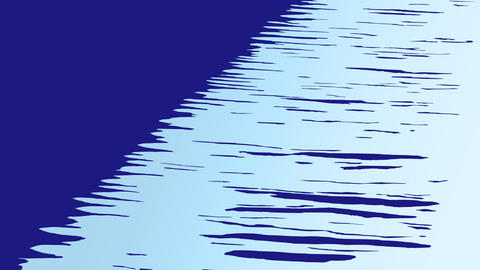 Wave Of Water Surface