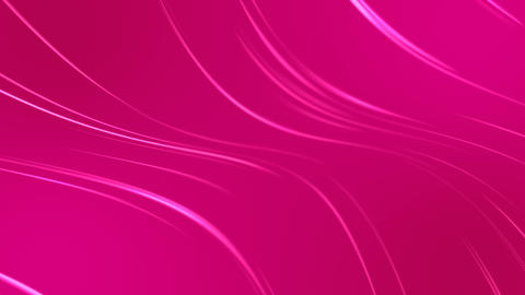 Pink Waves Background Loop Animation