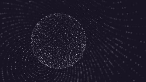 [alt video] Sphere Background Loop