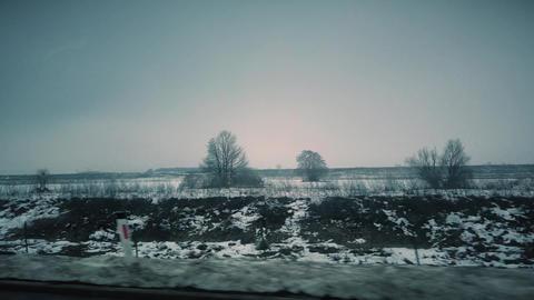 Beautiful Winter 4K Footage 1