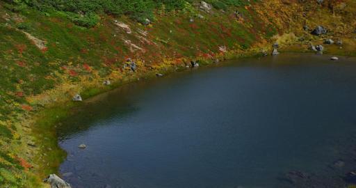 4K Hokkaido Asahi Mountains 北海道大雪山 旭岳 Footage