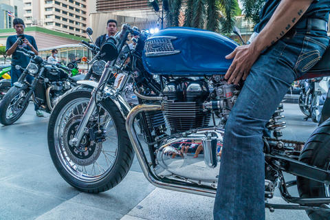 Bangkok Motorbike Festival Photo