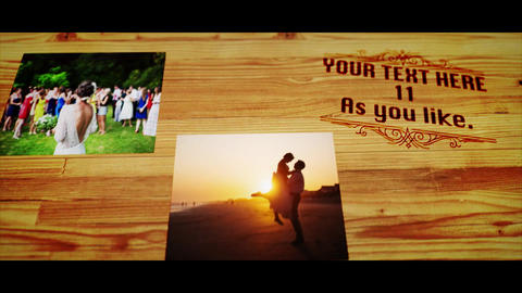 [NoPlugin]Wedding Memories slideshow After Effects Template