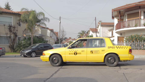 Yellow Taxi Cab PACK 1