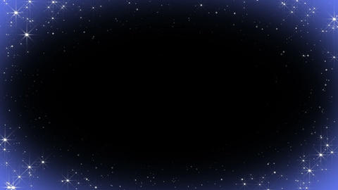 Blue shimmering background material, Stock Animation