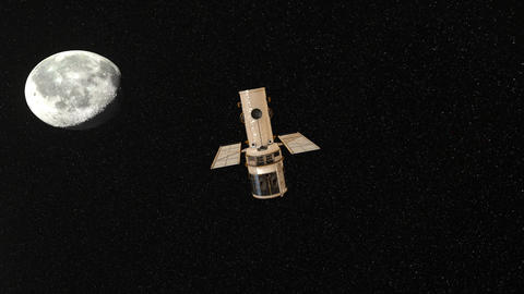 Artificial Satellite&Space Station 1