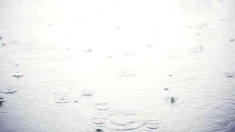 Rain Drops o the Water Surface ビデオ