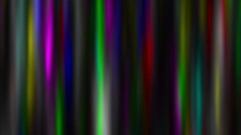 Abstract colorful glowing lines, loopable motion background Footage