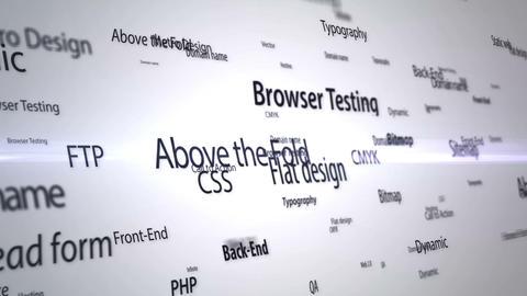 Web Design Animation Animation