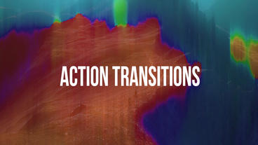 Action Transitions 2 Premiere Proテンプレート