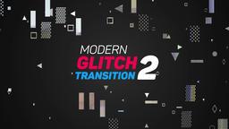 Modern Glitch Transitions 2 Premiere Pro Template