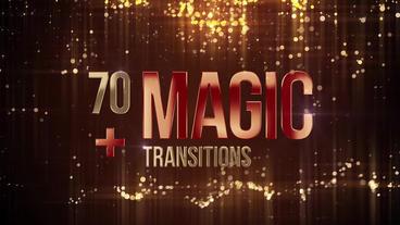 70 Magic Transitions Premiere Pro Template