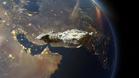 Spaceship 0