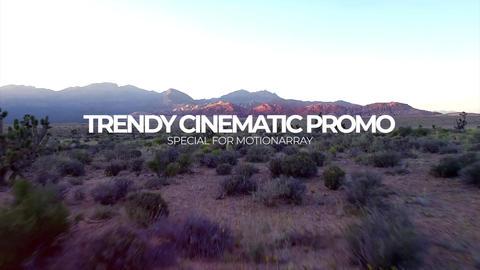 Premier Trendy Cinematic Promo Premiere Pro Template