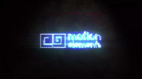 Glitch Logo Reveals 1