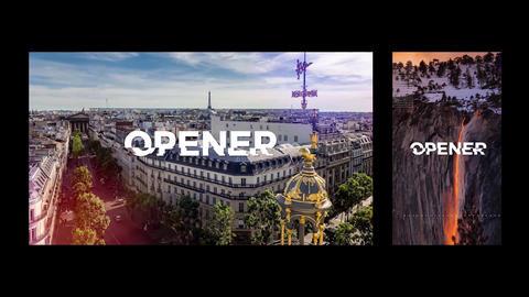 Dynamic Opener Slideshow Intro Logo (Horizontal + Vertical) Premiere Pro Template