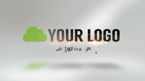 Clean Logo Reveal After Effects Template