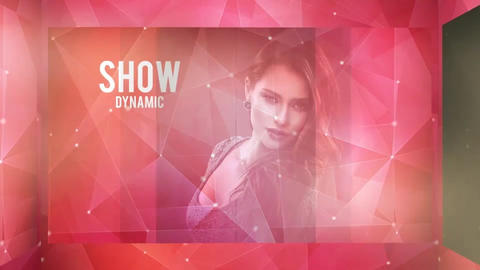 Fashion Gallery After Effects Template