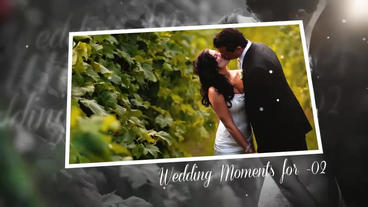 My Wedding Album After Effects Templates