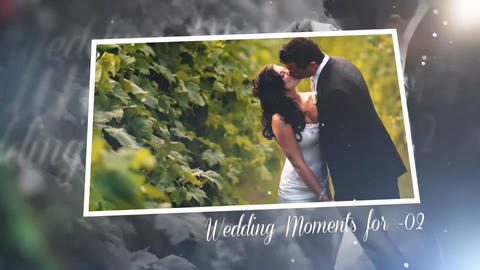 My Wedding Album After Effects Template