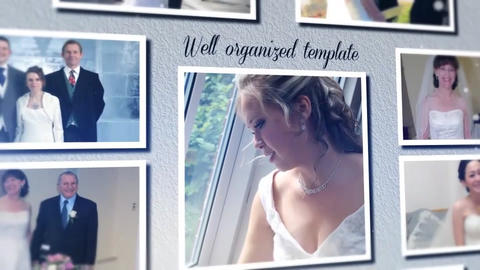 Our Wedding Journey After Effects Template