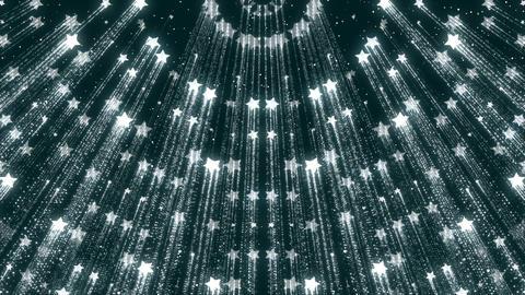 Particles Celebration Beauty Fantastic Background Shimmering Flares Animation