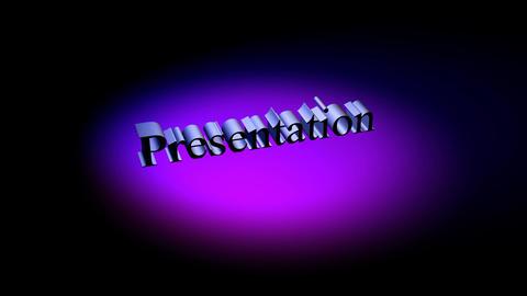 Presentation Live Action