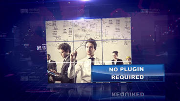 Digital_Corporate_Presentation After Effects Template