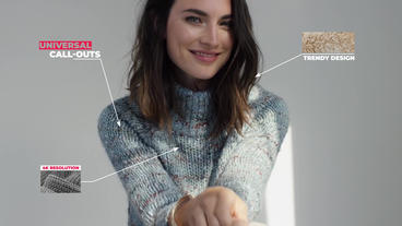 Call-outs Plantilla de After Effects