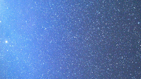 Vertical video. Time Lapse overnight. There are stars, then ascends the Milky Footage