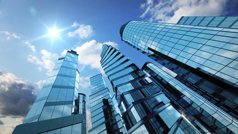 business background Stock Video Footage