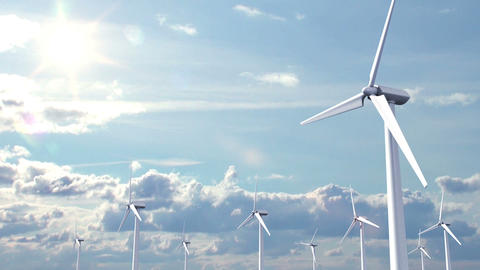 Wind Energy Animation