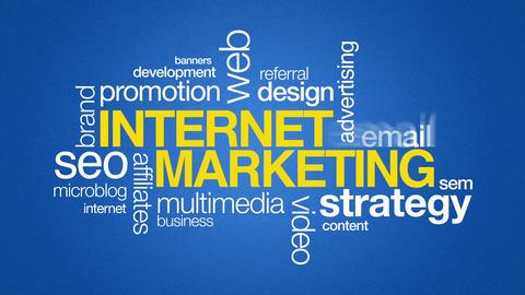 Internet Marketing Stock Video Footage