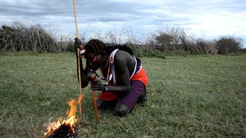 Masai Footage