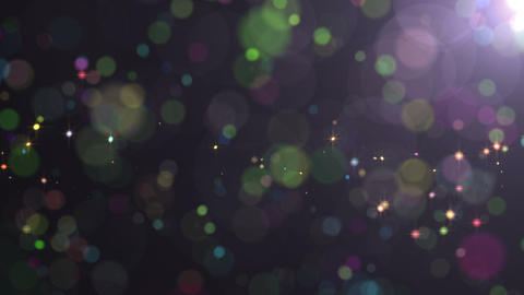 Defocus Light Ak 4 HD Stock Video Footage
