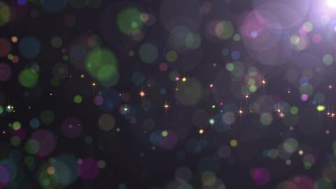 Defocus Light Ak 4 HD Animation