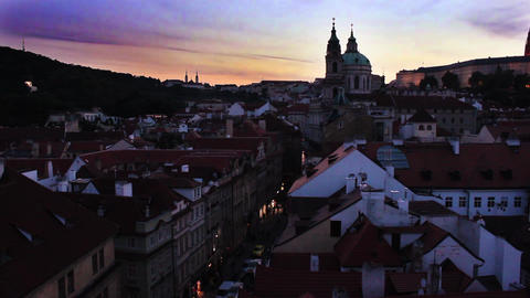 Prague City 2 Footage