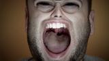 Funny Demon stock footage