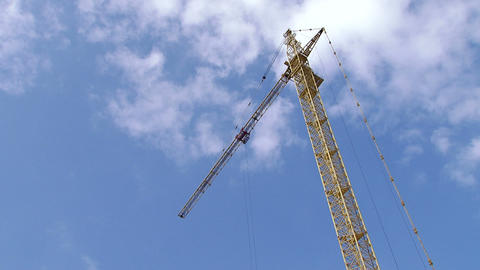Construction 10 stock footage